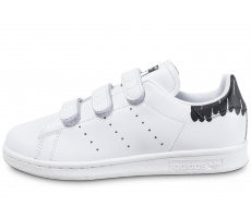 Chaussures adidas Stan Smith CF W blanche