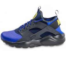 Chaussures Nike Air Huarache Run SE Ultra bleue