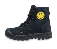 Chaussures Palladium Pampa Festival anthracite