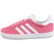 Chaussures adidas Gazelle Junior rose