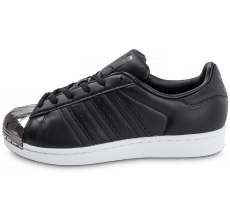 Chaussures adidas Superstar 80s Metal Toe noire
