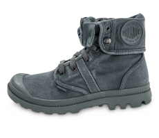 Chaussures Palladium US Baggy bleue