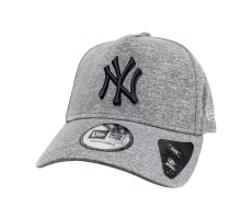 Accessoires New Era Casquette 9Forty NY Jersey grise