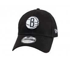 Accessoires New Era Casquette 9Forty Brooklyn Nets noire