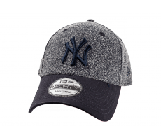 Accessoires New Era Casquette 9/40 Team Fleck New York Yankees Crown grise