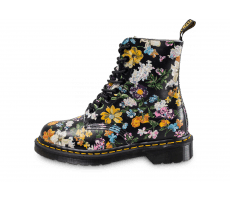 Chaussures Dr Martens Pascal DF flowers