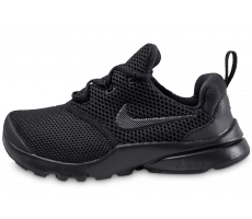 Chaussures Nike Presto Fly Enfant noire