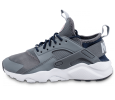 Chaussures Nike Huarache Run Ultra Junior grise