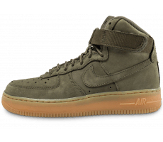 Chaussures Nike Air Force 1 High WB Olive