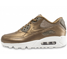 Chaussures Nike Air Max 90 or