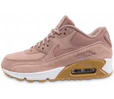 Chaussures Nike Air Max 90 SE W rose Particle Pink