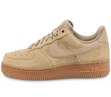 Chaussures Nike Air Force 1 Low 07 SE W beige