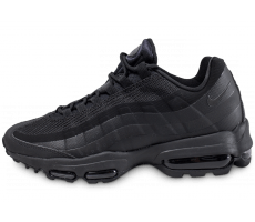 Chaussures Nike Air Max 95 Ultra Essential triple noir