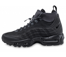 Chaussures Nike Air Max 95 Sneakerboot noir