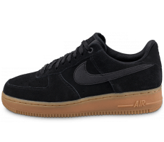 Chaussures Nike Air Force 1 '07 LV8 Suede Noire