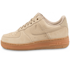 Chaussures Nike Air Force 1 '07 LV8 beige