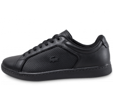 Chaussures Lacoste Carnaby Evo 317 noire