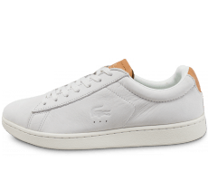 Chaussures Lacoste Carnaby Evo Blanche