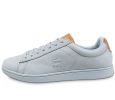 Chaussures Lacoste Carnaby Evo bleu pastel