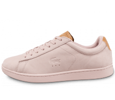 Chaussures Lacoste Carnaby Evo 317 rose
