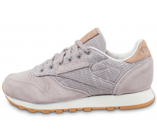 Chaussures Reebok Classic Leather EBK mauve