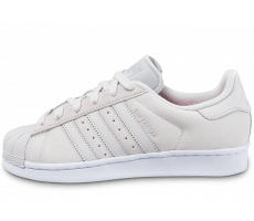 Chaussures adidas Superstar W grise