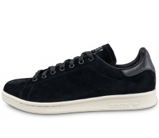 Chaussures adidas Stan Smith Suede noire