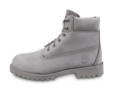 Chaussures Timberland 6-inch Premium Boots Junior grise