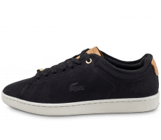 Chaussures Lacoste Carnaby Evo 317 W noire