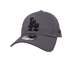 Accessoires New Era Casquette 9Forty Essential grise