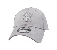 Accessoires New Era Casquette 9Forty Heather Jersey grise