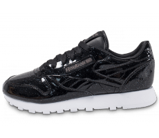 Chaussures Reebok Classic Leather Patent Pearl W noire