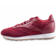 Chaussures Reebok Classic Leather Essential rouge