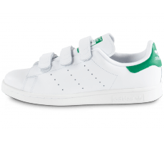 Chaussures adidas Stan Smith CF Velcro blanche