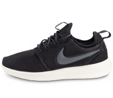 Chaussures Nike Roshe 2 W noire et grise