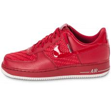 Chaussures Nike Air Force 1 LV8 Low rouge