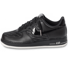 Chaussures Nike Air Force 1 LV8 Low noire