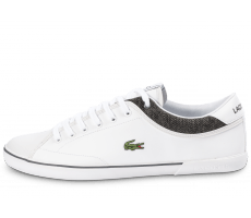 Chaussures Lacoste ANGHA CUIR BLANCHE