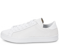 Chaussures adidas CourtVantage Perf blanche