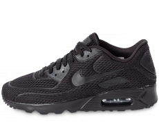 Chaussures Nike Air Max 90 Ultra BR noire