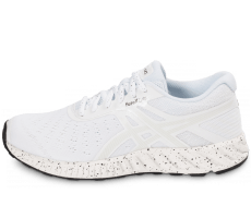 Chaussures Asics FuzeX Lyte white noise W blanche