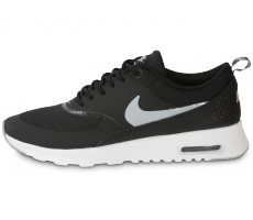 Chaussures Nike AIR MAX THEA NOIRE BLANCHE