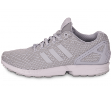 Chaussures adidas ZX Flux Techfit grise