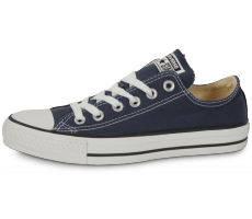 Chaussures Converse Chuck Taylor All Star low bleu marine