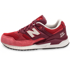 Chaussures New Balance M530 Oxidation B rouge bordeaux
