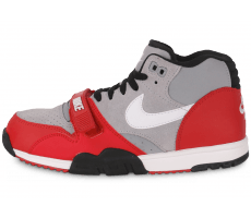 Chaussures Nike Air Trainer 1 Mid grise