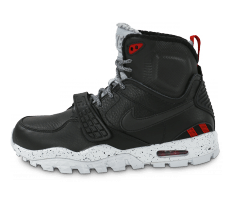 Chaussures Nike Air Trainer SCII Boot noire