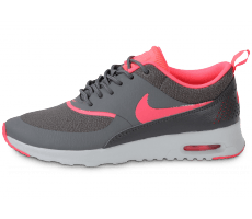 Chaussures Nike AIR MAX THEA GRISE ROSE