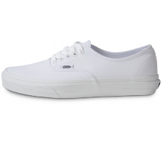 Chaussures Vans AUTHENTIC BLANCHE