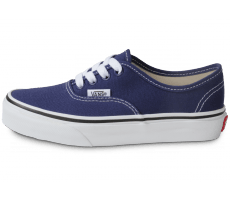 Chaussures Vans AUTHENTIC ENFANT BLEUE